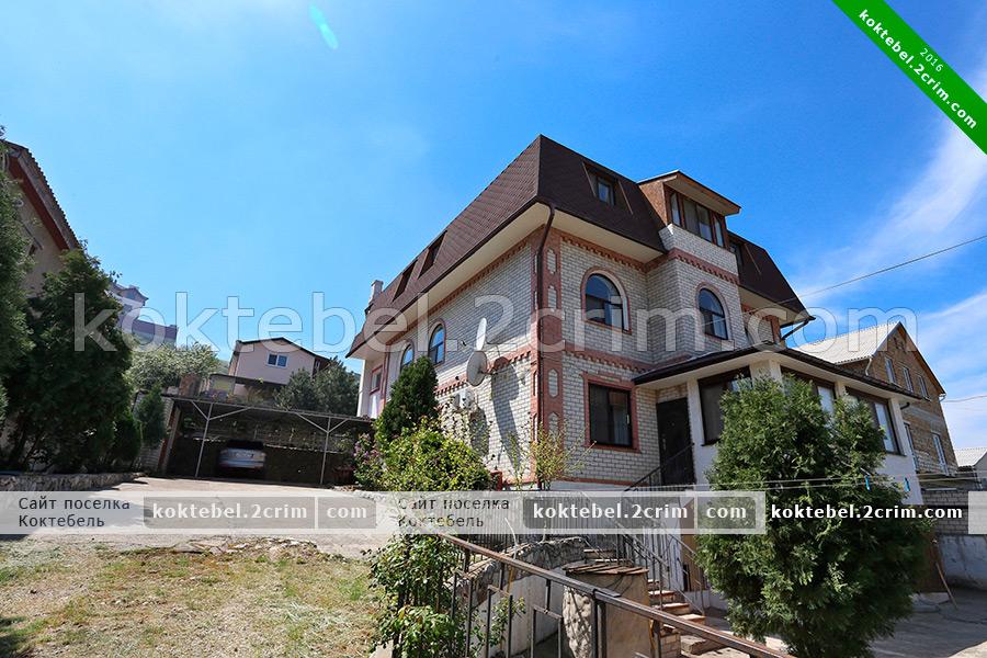 Главное фото - Гостевой дом Покровской в Коктебеле