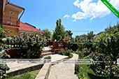 Территория - Гостевой дом Юлия в Коктебеле, Крым.