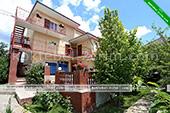 Общий вид - Гостевой дом Юлия в Коктебеле, Крым.