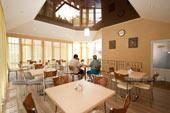 Кафе-столовая Коктевилль в Коктебеле, Крым.