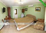 Номер комфорт - отель Коктевилль в Коктебел - Крым
