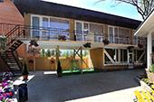 3й корпус - Гостиница Feliz Verano в Коктебеле Крым.