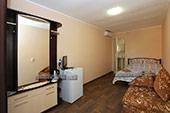 3-х местный номер - Гостиница Feliz Verano