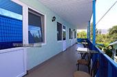 Лестница - Гостевой дом Изумруд в Коктебеле, Крым, Феодосия