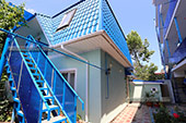 Второй дом - Гостевой дом Изумруд в Коктебеле, Крым, Феодосия