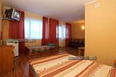 Четырехместный номер - Гостевой дом Изумруд, Коктебель, Крым