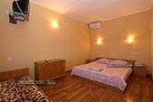 Двухкомнатный номер - Гостевой дом Изумруд, Коктебель, Крым