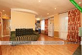 Двухкомнатный номер с кухней - Гостевой дом Изумруд в Коктебеле - Крым