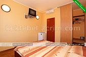 Двухместный номер - Гостевой дом Изумруд в Коктебеле, Феодосия, Крым