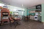 Кухня - Гостевой дом Изумруд в Коктебеле, Крым, Феодосия
