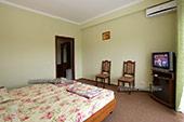 Двухместный номер - Гостевой дом Македония в Коктебеле, Крым