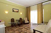 Двухкомнатный номер - Гостевой дом Македония в Коктебеле, Крым