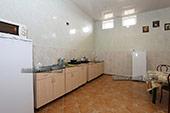 Кухня-столовая - Гостевой дом Македония в Коктебеле, Крым, Феодосия