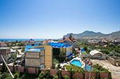Вид на Коктебель - Гостевой дом Оазис в Коктебеле, Феодосия, Крым