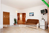 4-х местный номер - Гостевой дом Оазис в Коктебеле, Крым