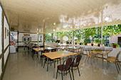 Кафе - Гостевой дом Оазис в Коктебеле, Феодосия, Крым