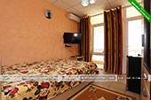 Однокомнатный номер люкс - Бригантина в Коктебеле, Крым
