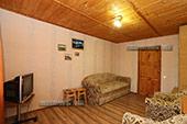3-х комнатный номер - Частное домовладение в коттдже в Коктебеле, Крым