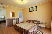 2-хместный номер - Частное домовладение в коттдже в Коктебеле, Крым