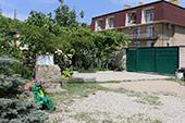 Частный дом Елена в Коктебеле, Феодосия, Крым
