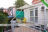 Отдельный дворик - Гостевой дом Бриз в Коктебеле, Феодосия
