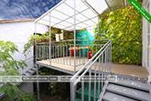 Балкон - Гостевой дом Бриз в Коктебеле, Феодосия
