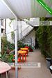 Двор - Гостевой дом Бриз в Коктебеле, Феодосия