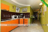 Общая кухня - Гостиница Santa-Fe в Коктебеле, Феодосия