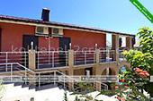 Вид с клумб - Вилла Реприза в Коктебеле, Феодосия