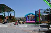 Детские развлечения - Пансионат Эдельвейс в Коктебеле, Феодосия