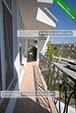 Балкон - Апартаменты Дим в Коктебеле, Феодосия