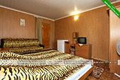3х местная комната - Частный сектор на Стамова 12 А в Коктебеле, Феодосия