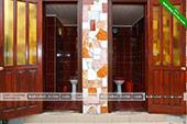 Общий туалет - Частный сектор на Стамова 12 в Коктебеле, Феодосия