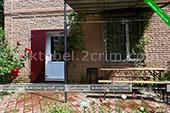 Столик во дворике - Пятиместный номер - Гостевой дом Лисма Коктебель - Феодосия