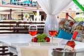 Вино - Ресторан Tutto Benni в Коктебеле