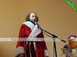 Святой Николай в ОШ в Коктебеле