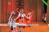 Выступление на сцене в Коктебеле, Феодосия