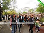 День победы 2014 в Коктебеле.